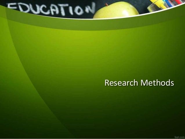 reaserch method Qualitative research methods: a data collector's field guide module 1  qualitative research methods overview f a m i l y h e a l t h i n t e r n a t i .