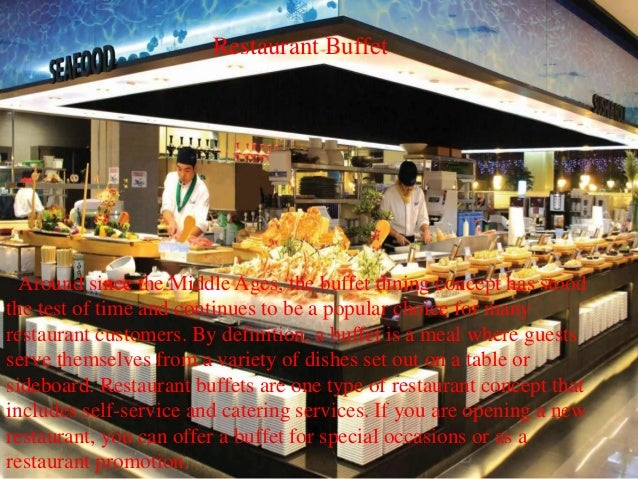 types of restaurants rh slideshare net restaurants with buffets in billings mt restaurants with buffets in billings mt