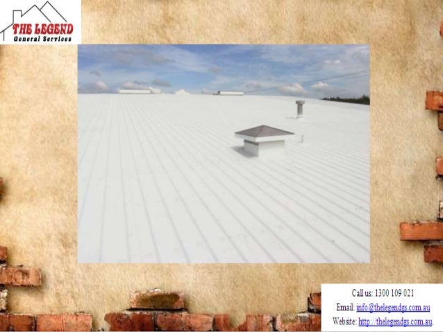 Acrylic Roof Coating • This is well known coating type for its cost effective nature. • The acrylic coatings are used desi...