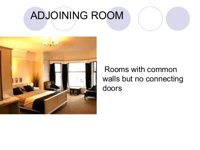 Rooms: Types Of Rooms