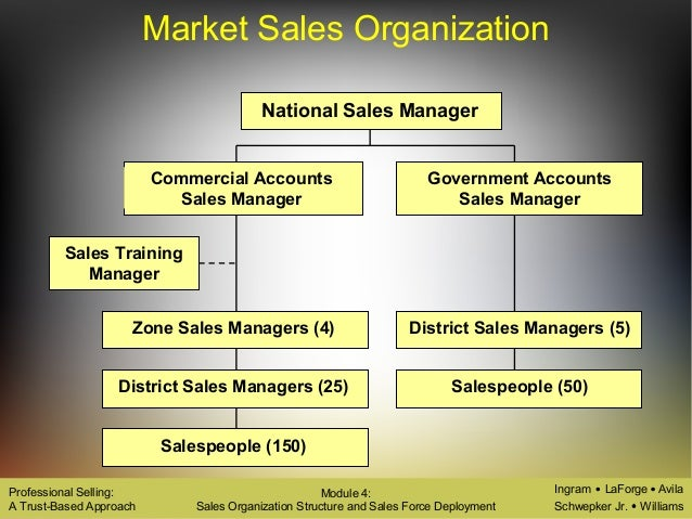 types of sales organisation structure Structure of sales organization - sales organization structure  organisation structure - line & staff, functional,  different types of sales organizations - duration: 12:12.