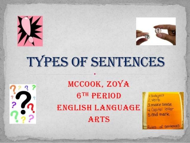 Mccook, zoya 6th period English language arts