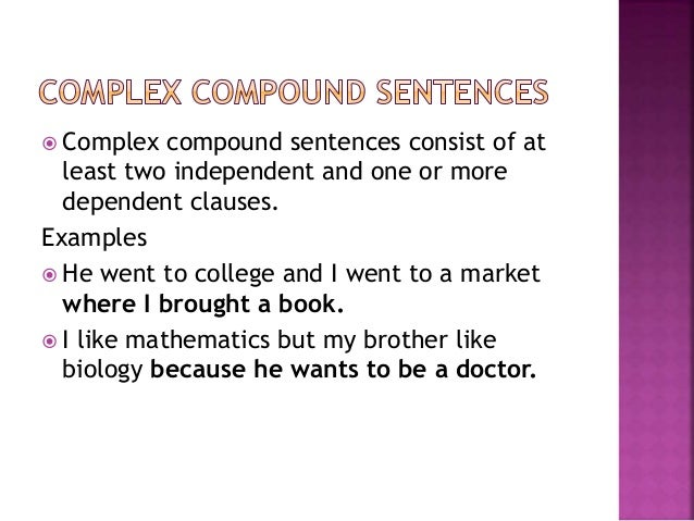 types of sentences according to structure Kinds of sentences according to use and structure 1 project in  educational technology 2 one of the major problems that i.