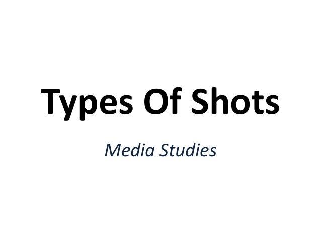 Types Of Camera Framing & Angles
