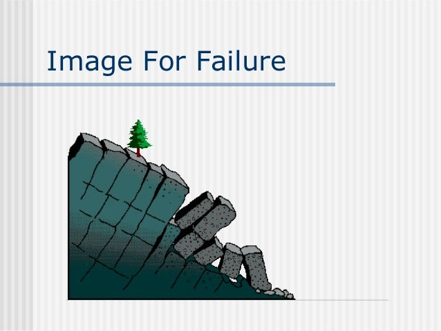 Image For Failure