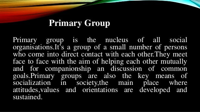 types of social groups A social group consists of two or more people who regularly interact on the basis of mutual expectations and who share a common identity it is easy to see from this definition that we all belong to many types of social groups: our families, our different friendship groups, the sociology class and other courses we attend, our workplaces, the clubs and organizations to which we belong, and so .