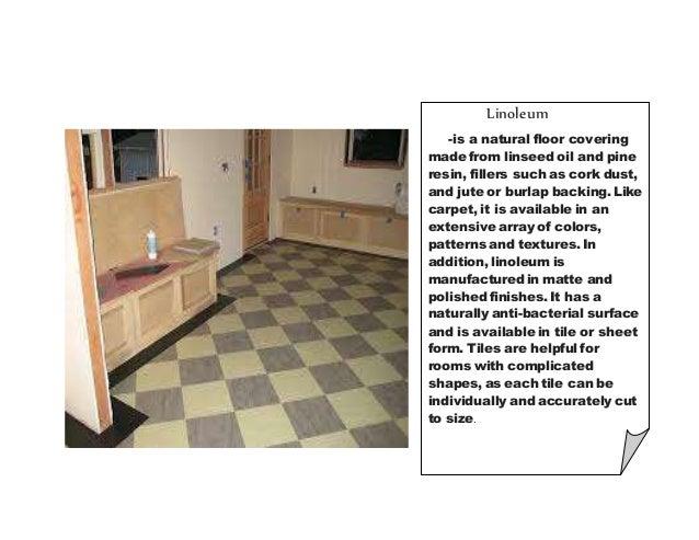 Types Of Soft Floorings
