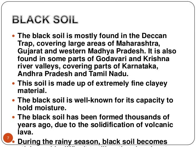 Types of soil for What 5 materials make up soil