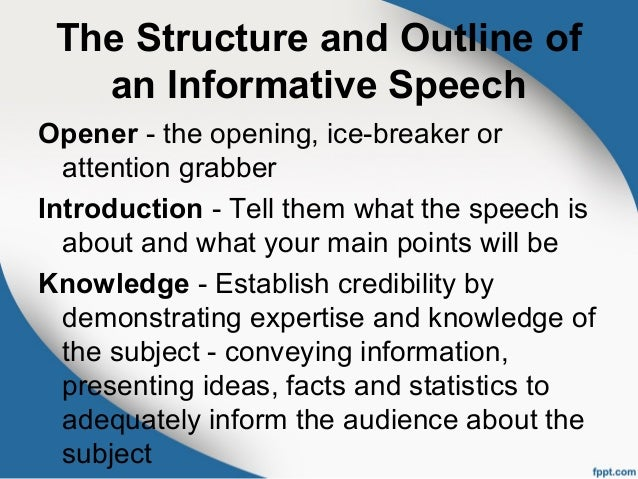 informative presentation ideas Informative presentations give audiences information about a wide range of subjects and often use charts, pictures, animations, graphs and software programs to make their presentations more engaging.
