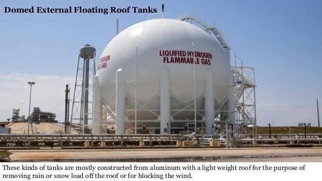 Types Of Storage Tanks In Uae
