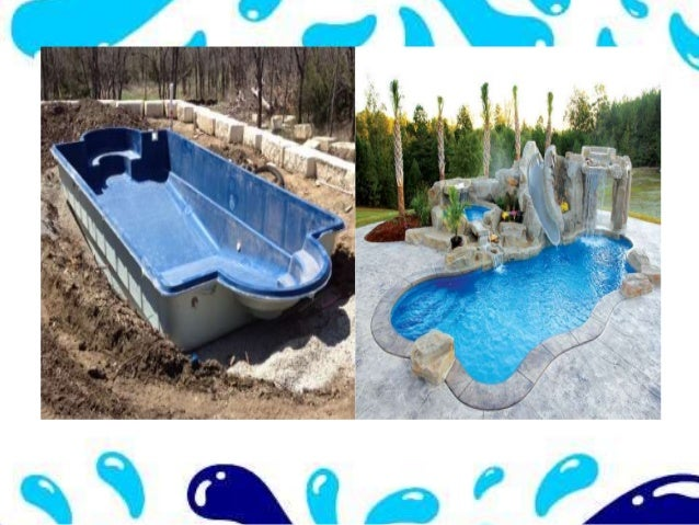 Types Of Swimming Pools For Residents