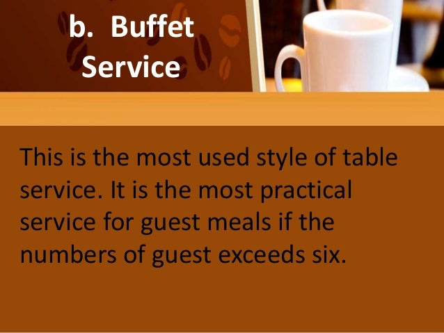 Tremendous Types Of Table Service Download Free Architecture Designs Embacsunscenecom