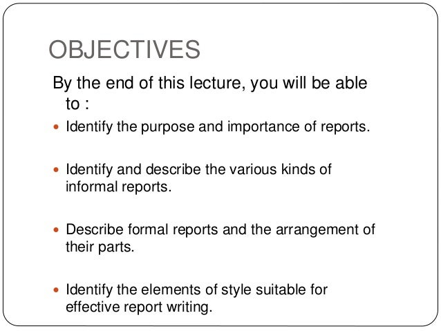 types of technical report Types of technical report 1 informal reports - the term informal report denotes  short reports- typical informal report doesn't have the followi.