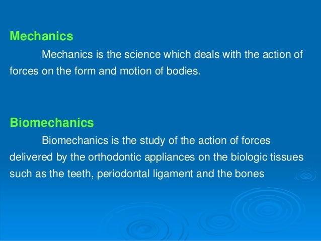 Types of tooth movement in orthodontics (4th BDS) Slide 2