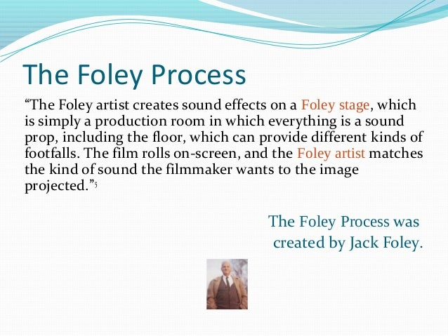 sound effects in film essay How to write a film essay introduction paragraph • state the title and director of the film • use words from the question to outline the topic of the essay.