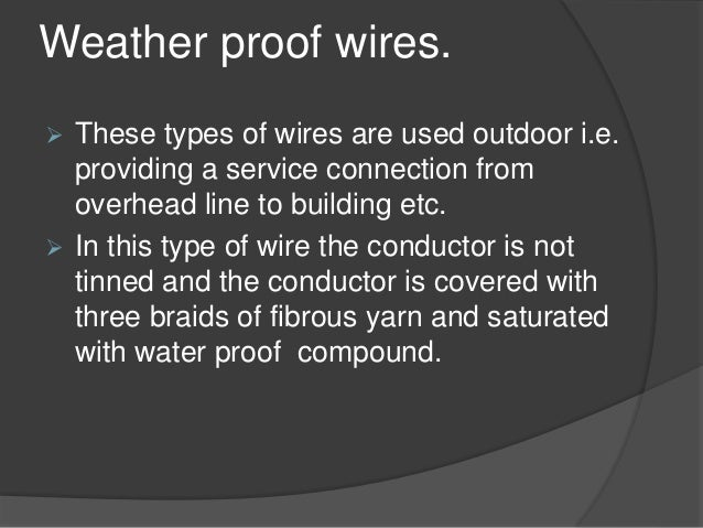 TYPES OF CABLES.   The types of cables basically  decided based on the voltage  level for which it is manufactured  and m...