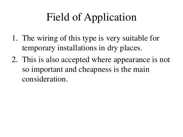 Type Of Wiring - mirbec.net