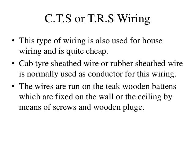 Outstanding Types Of Wires Cables Connectors And Switches Wiring Digital Resources Biosshebarightsorg