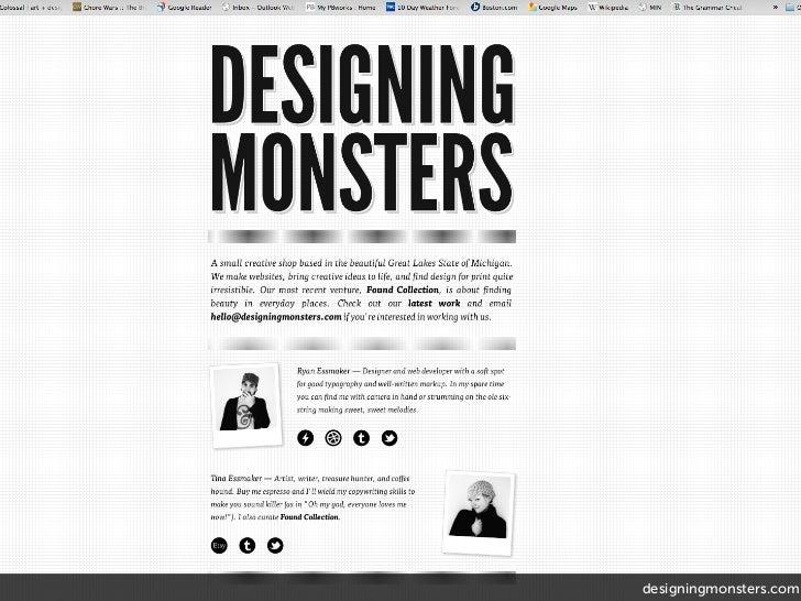 designingmonsters.com