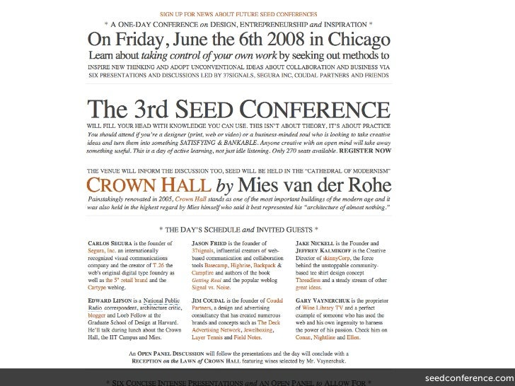 seedconference.com