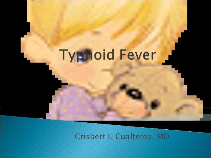 Crisbert I. Cualteros, MD