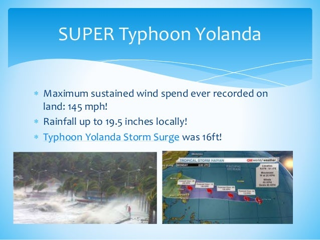 typhoon haiyan case study slideshare