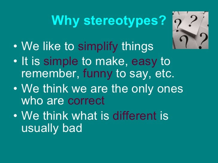 why are stereotypes dangerous and what Are male survivors of abuse more likely to become violent themselves author's note: this article was written and edited before the tragic incidents in kansas city.