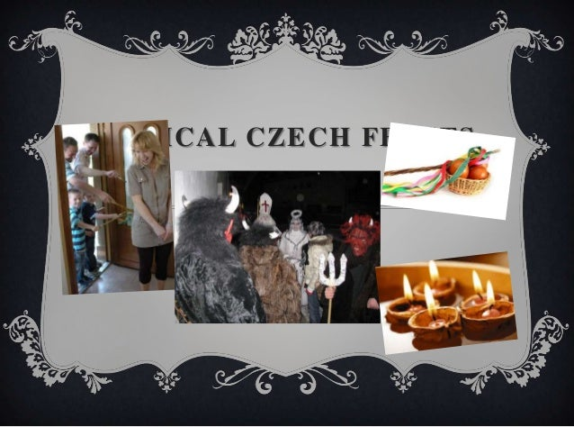 TYPICAL CZECH FEASTS