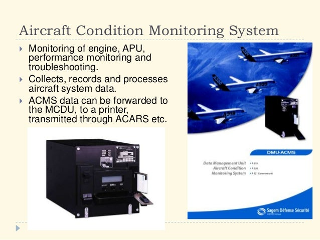 Turbine Engine Vibration Monitoring Systems : Typical electronic digital aircraft systems