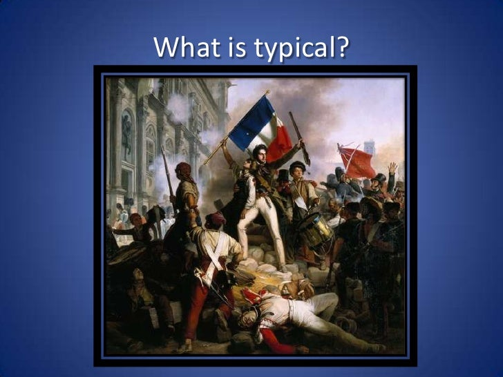 What is typical?<br />