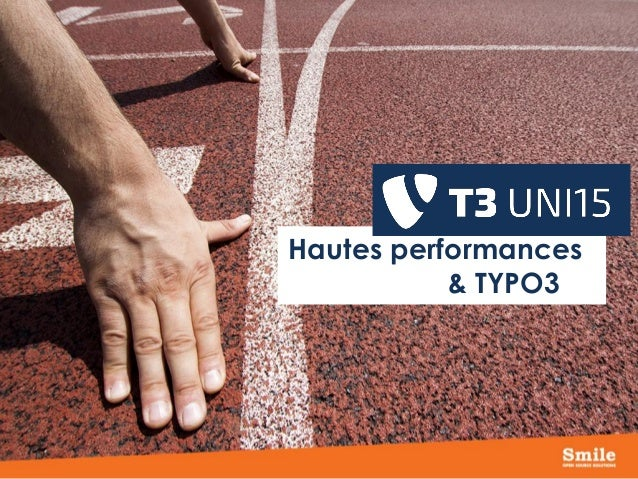 Hautes performances & TYPO3