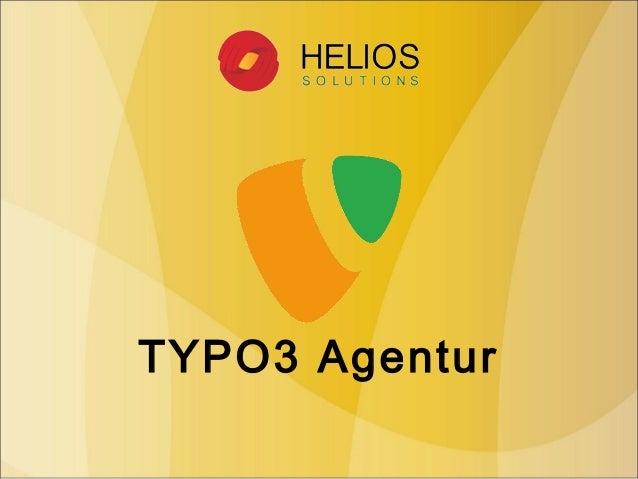 TYPO3 Agentur