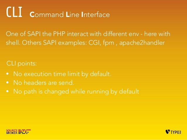 EXTBASE COMMAND CENTER  ext_localconf.php  <?php  !  $GLOBALS['TYPO3_CONF_VARS']['SC_OPTIONS']['extbase']['commandControll...