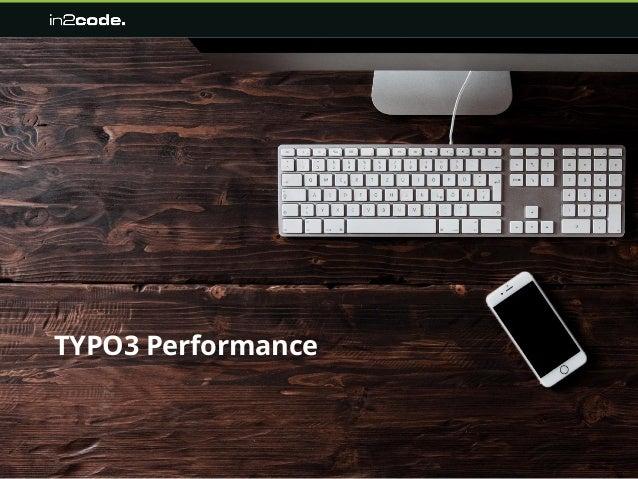 TYPO3 Performance