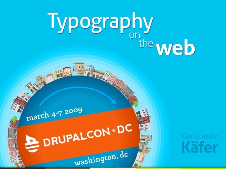 Typography         on               web         the                    Konstantin                Käfer