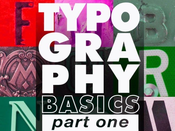 Understanding Typography         Part One        A brief history of written and printed communication,        the function...