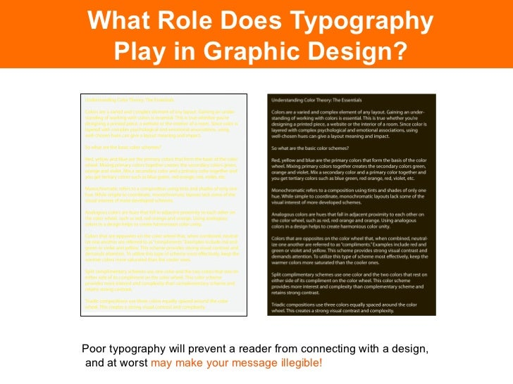 What Role Does Typography             Play in Graphic Design?                                           Typography can pro...