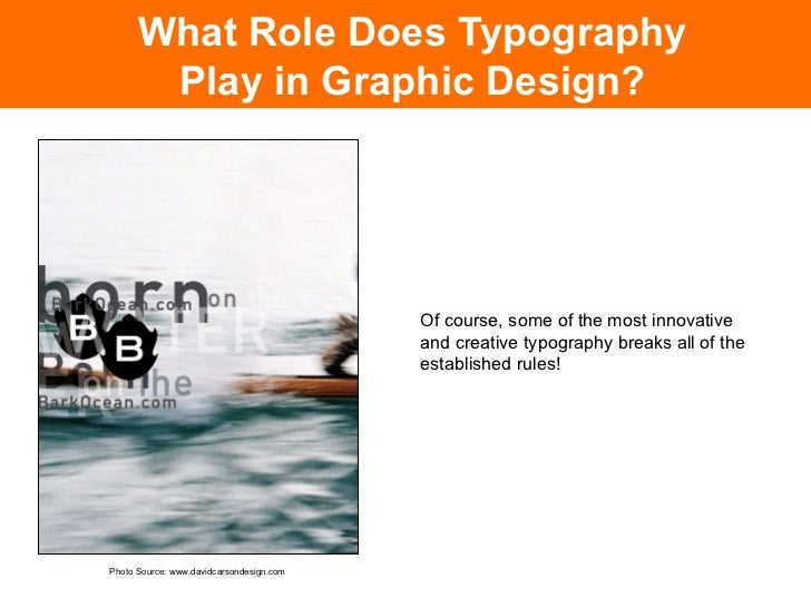Typographic TermsTypeface: Refers to the upper and lowercase letters and numbers          of a specific design/ font.     ...