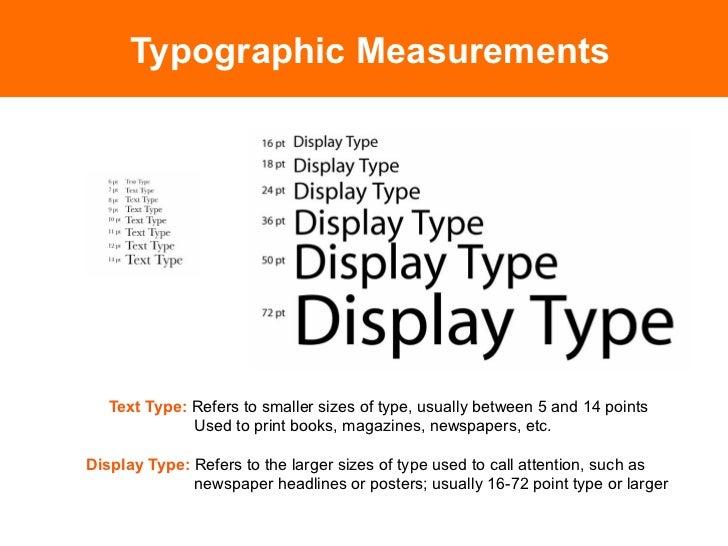 Typography Essentials: Part 1