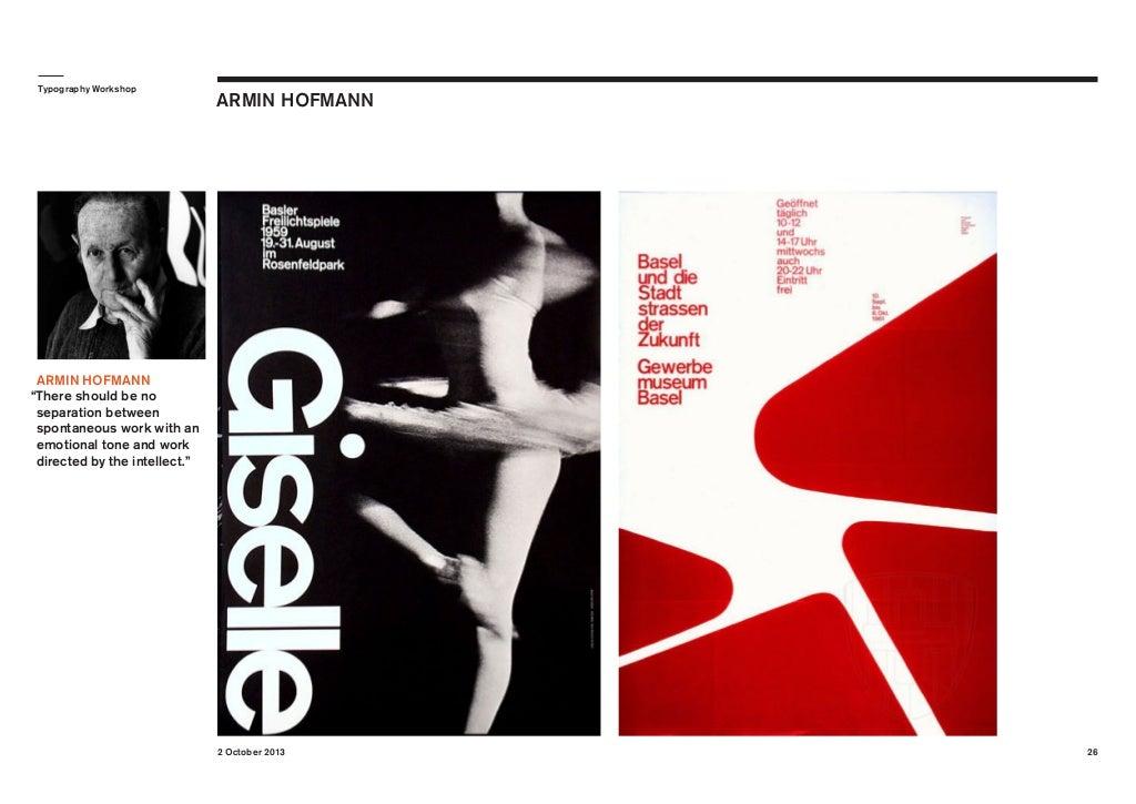 Postmodernism Typography