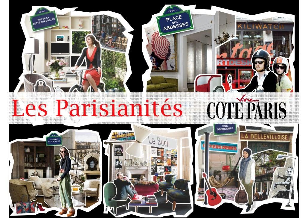 Les Parisianités