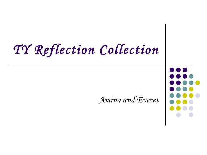 TY Reflection Collection Amina and Emnet