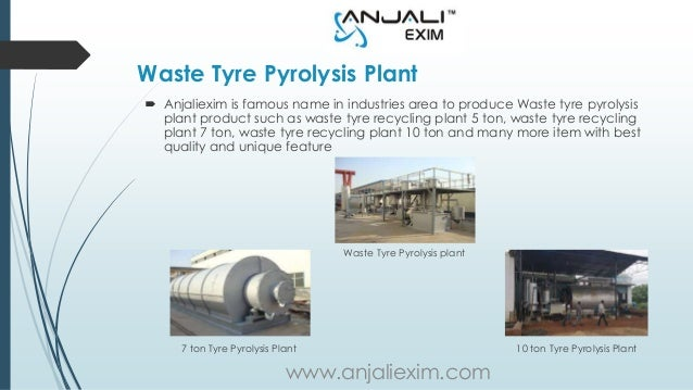 Leading waste Tyre recycling plant and waste tyre pyrolysis plant Mac…