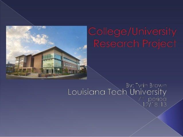   LTU is located at 305,Wistona Avenue;Ruston,Louisiana!!!!!  Telephone number is (218) 257-2000  Email: Bulldog @latech...