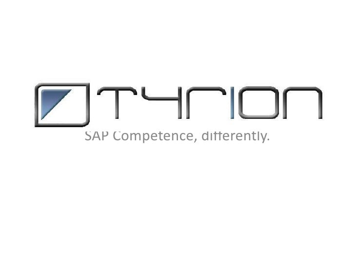 Tyrion Sap Core Technology Consultancy