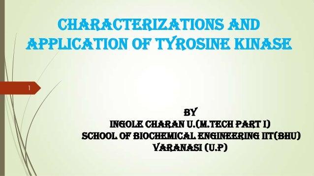 By Ingole Charan U.(M.tech Part I) School Of Biochemical Engineering IIT(BHU) varanasi (u.p) Characterizations and Applica...