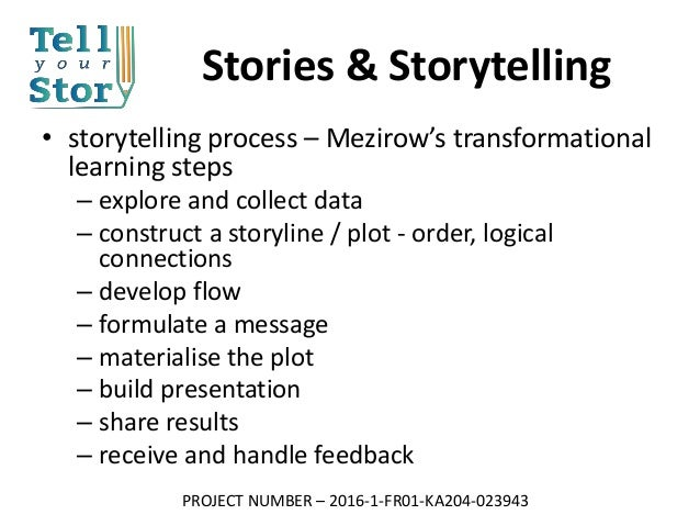 digital story telling literature review The paper reports on the potential of digital storytelling in enhancing  in enhancing student engagement with their  literature review.