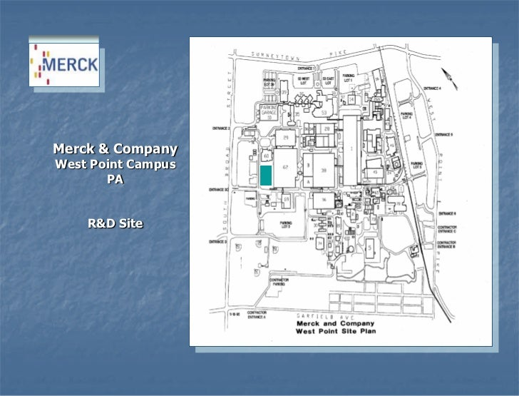 merck west point campus map Tony Zarrella Designs Sgo Global Projects Look merck west point campus map