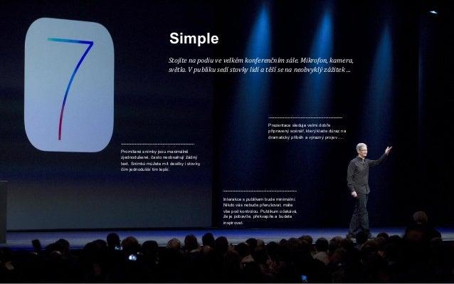 Simplexity | prezentace komplexních témat Slide 3