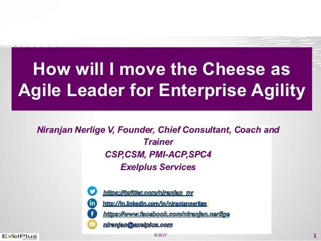 Niranjan Nerlige V, Founder, Chief Consultant, Coach and  Trainer CSP,CSM, PMI-ACP,SPC4 Exelplus Services / How ...